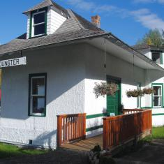 Dunster Train Station
