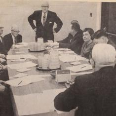 Regional District of  Fraser-Fort George Board of Directors, 1968